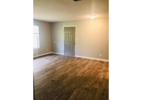 Available now! Beautifully renovated Pet-Friendly 800 sq. ft 2 Bedroom/1 Bath apartment in Jasper, T