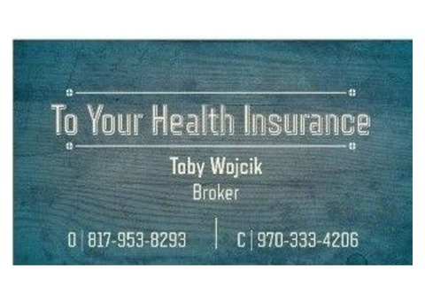 Parker County Health Insurance Broker