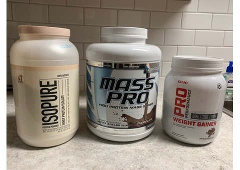 Protein/Weight Mass Gainer